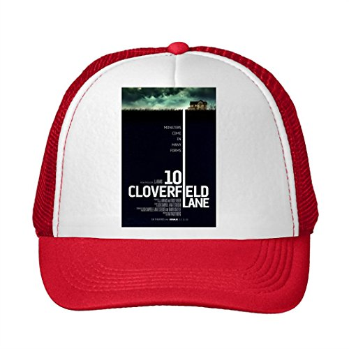 Drama Film 10 Cloverfield Lane Poster Sun Summer Cap Snapback Hats Adjustable Hat Trucke Hats For Men Women