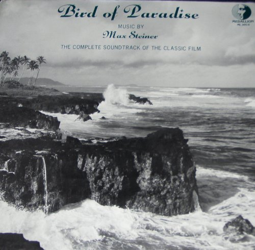 Paradise Medallion - BIRD OF PARADISE (ORIGINAL SOUNDTRACK LP, LTD ISSUE)