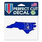 Duke Blue Devils 4'x5' Perfect Cut State Decal