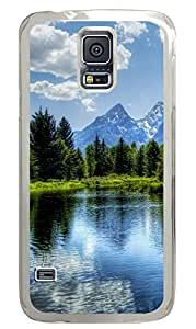 Samsung Galaxy S5 Cases & Covers - Forest Lake PC Custom Soft Case Cover Protector for Samsung Galaxy S5 - Transparent