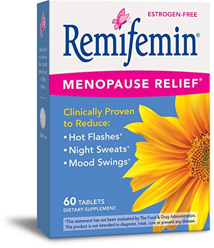 Remifemin 120 Tablets (Remifemin Menopause Relief Tablets 60 Tablets)