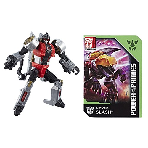 Legends Optimus Prime - Transformers: Generations Power of the Primes Legends Class Dinobot Slash