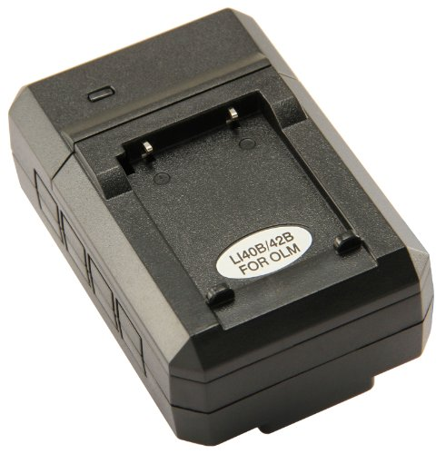 STK's Olympus LI-40B/42B Battery Charger - for various
