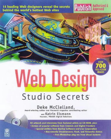 Download Web Design Studio Secrets pdf epub
