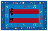 Fun With Music Kids Area Rug 10'9″x13'2″ Picture
