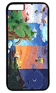 24 Hours Custom Easter Masterpiece Limited Case for iPhone 6 Plus PC Black by Cases & Mousepads