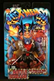 POST APOCALYPSE BEAST & SCI-TECH BLASTER X-Men Battle Brigade Action Figure