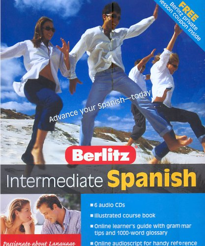 Berlitz Intermediate Spanish (Berlitz Self-Teachers) (Spanish Edition) by Berlitz Publishing
