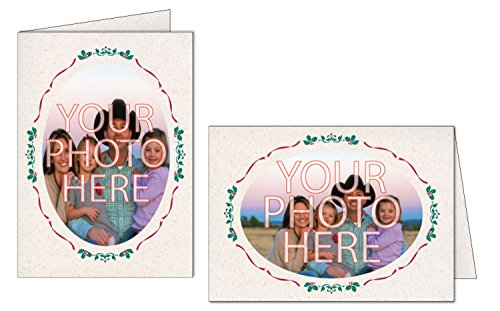 Photographer's Edge, Photo Insert Card (Oval), Natural