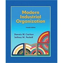 Modern Industrial Organization (4th Edition)