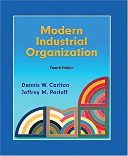 Introduction to industrial organization mit press 9780262035941 modern industrial organization 4th edition fandeluxe Choice Image