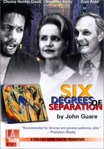 Six Degrees of Separation (Library Edition Audio CDs)