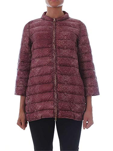 Burgundy Polyester Women's Jacket 54860989BORDEAUX EMME MARELLA Down xtAwfTf