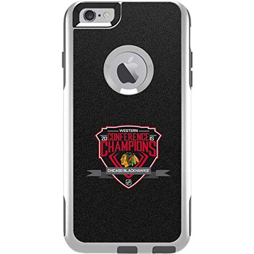 NHL Chicago Blackhawks OtterBox Commuter iPhone 6 Plus Skin - Western Conference Champions 2015 Chicago Blackhawks by Skinit