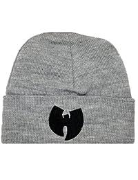 Wu Wear Wu-Tang clan Wu Symbol Beanie Mütze Bonnet Grey Gray Wollmütze