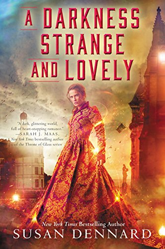 Read Online A Darkness Strange and Lovely (Something Strange and Deadly Trilogy) ebook