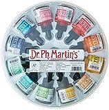 Dr. Ph. Martin's TECH10OZSET1 TECH Drawing 1) Ink Set, 1.0 oz,