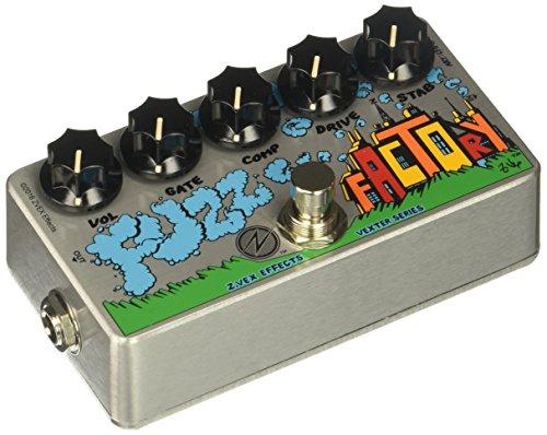 ZVEX Fuzz Factory Vexter Series Fuzz Guitar Pedal