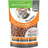 Only Natural Pet Feline RawNibs Chicken 8 oz