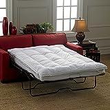 Sleeper Sofa Mattress Topper-Full (75L x 54W)
