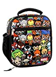 Best Marvel Mens Lunch Boxes - Marvel Kawaii Avengers Girls Boys Soft Insulated School Review