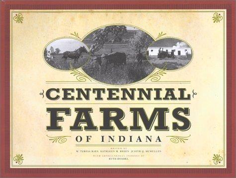 Download Centennial Farms of Indiana ebook