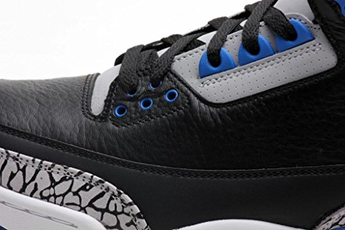 first rate e7f0d 87407 Nike-Mens-Air-Jordan-3-Retro-Leather-Basketball-
