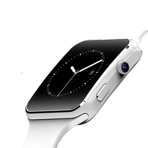 ZXRSH Reloj Inteligente Bluetooth Smart Watch Sport ...
