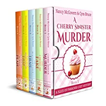 Slice of Paradise Cozy Mysteries, The Complete Series: With All 5 Books & All 5 Recipes from the series Plus a Bonus Prequel