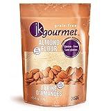 JK Gourmet Almond Flour, 454g