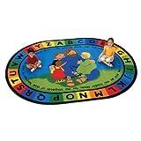Jesus Loves The Little Children Carpet - 8' x