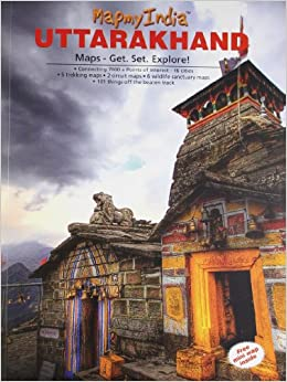 Book Mapmy India Uttarakhand