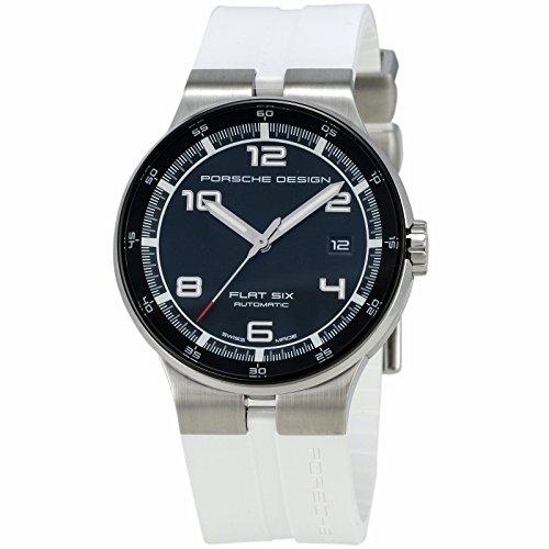 Porsche Design Flat 6 Automatic Men's Watch 6351.42.44.1256