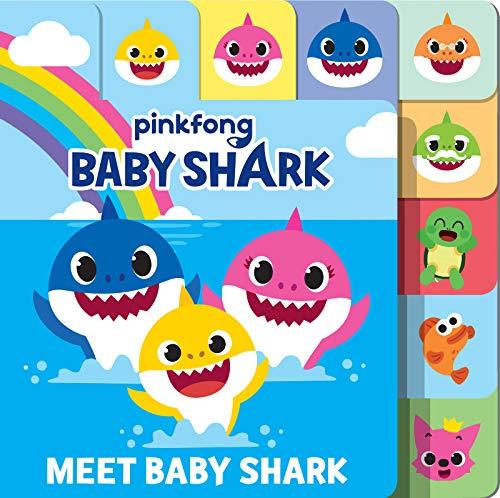 Baby Shark: Meet Baby Shark (Interactive Shark)