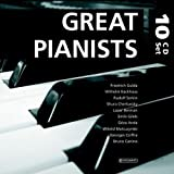 Great Pianists 10 CD Set