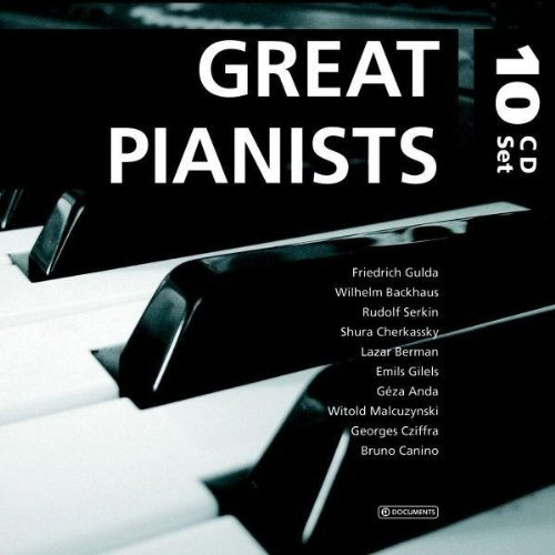 Great Pianists / Various