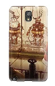Premium Santa Replacements Cartoon Christmas Anime Cartoon Heavy-duty Protection Case For Galaxy Note 3