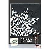 zen chic quilt patterns - Zen Chic - Mega Star Quilt Pattern