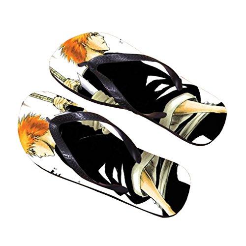 Bromeo Bleach Anime Unisex Flip Flops Chanclas 272