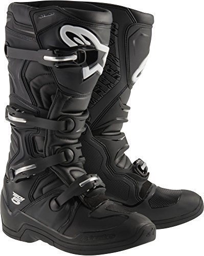Alpinestars Tech-5 Boots (10) (BLACK)