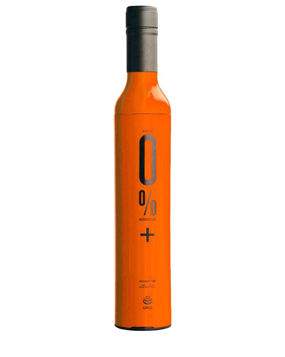 オフェス イザブレラ 0% プラス。ワインボトルのようなスタイリッシュなデザイン。