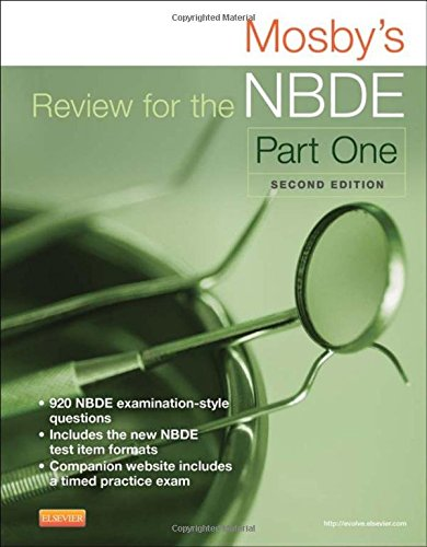 Mosby's Review for the NBDE Part I, 2e