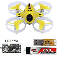 QWinOut Tiny6 PNP Mini Pocket Racing Drone Quadcopter 800TVL Camera With FLYSKY PPM Receiver (Basic Version)