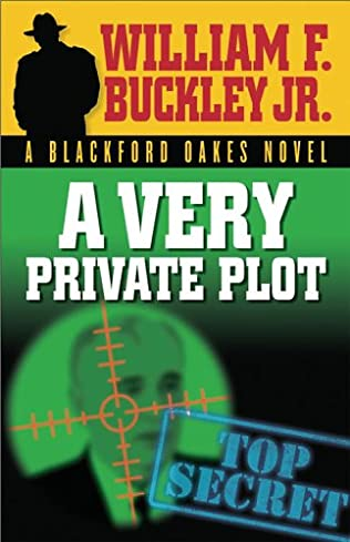 book cover of A Very Private Plot