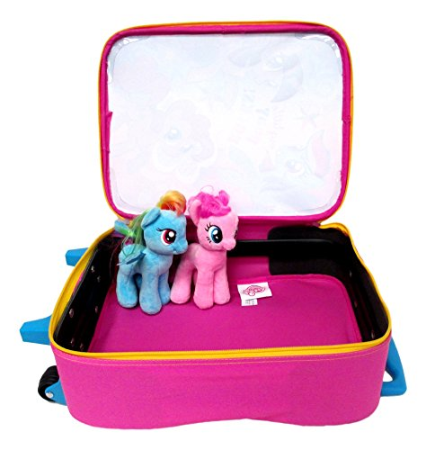 My Little Pony Large 16 Quot Rolling Luggage Suitcase Bag 7