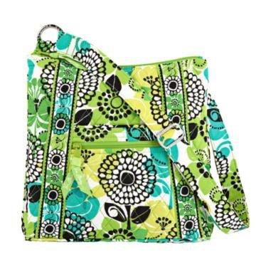 d80e893e0c Nwt vera bradley large hipster in limes up handbags jpg 360x375 Vera  bradley nwt