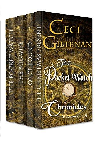 Pocket Watch Chronicles travel bundle ebook product image