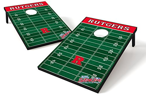 Ncaa College Rutgers Scarlet Knights Tailgate Toss