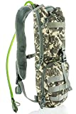 #4: Savoon Outdoors Easy Fill Hydration Backpack with 2L Bladder