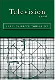 Television by Jean-Philippe Toussaint front cover